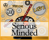 serious minded 170